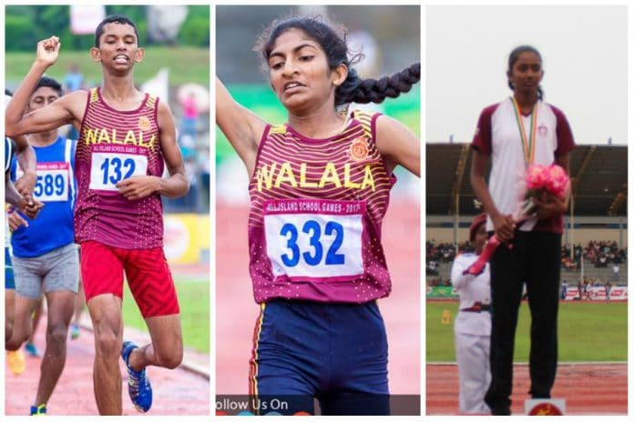 Jaffna rule Pole Vault while Walala dominate 800m on 4th day