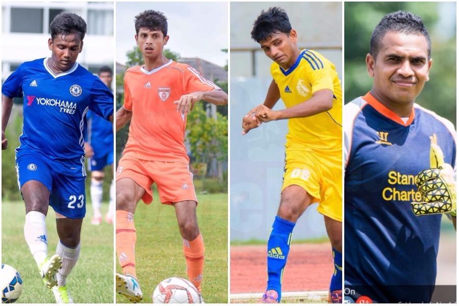 SL Army Inter Regiment Football Tournament quarter final