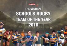ThePapare Schools Rugby Dream Team 2016