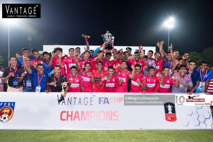 VANTAGE FA Cup 2019