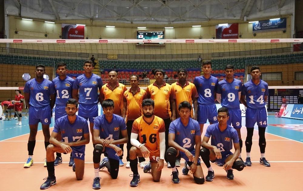 Asian Men's U23 Volleyball: Sri Lanka's perfomance ...