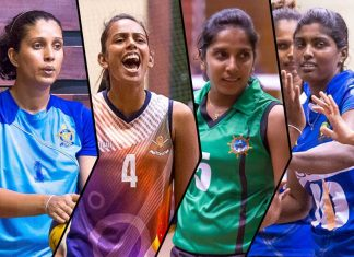 Army, Air Force, Casualline & Ports into women's semi-finals