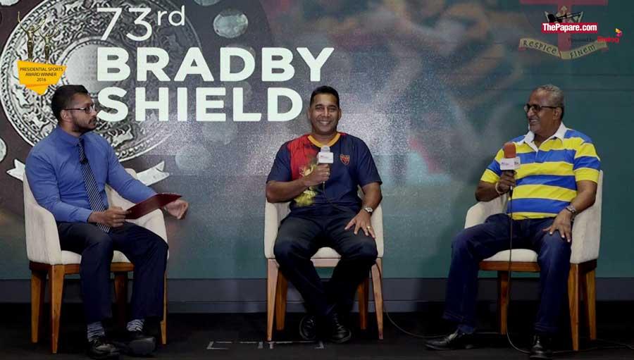 The Bradby Talk show – Second leg