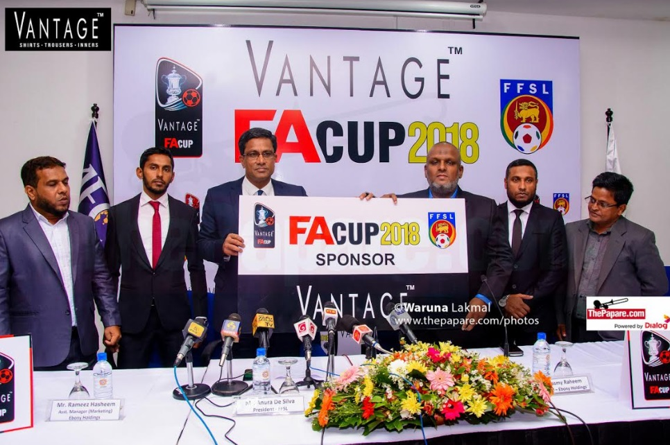 Vantage FA Cup 2018 – Press Conference