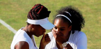 Serena, Venus braced for Wimbledon final push