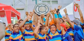 William Gopallawa Shield Vidyartha College Rugby Ananda College Rugby
