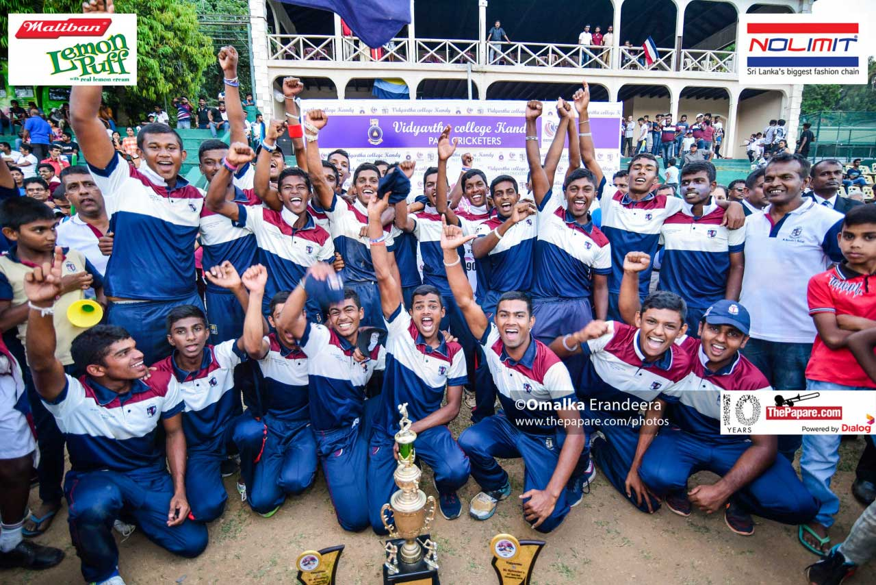 Vidyartha College vs St.Sylvester's College