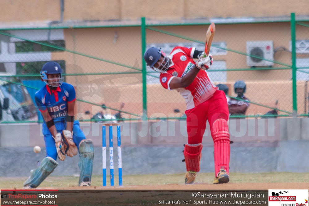 TCC vs KCCC I Vijayaratnam Memorable Champion Trophy 2018 - Final