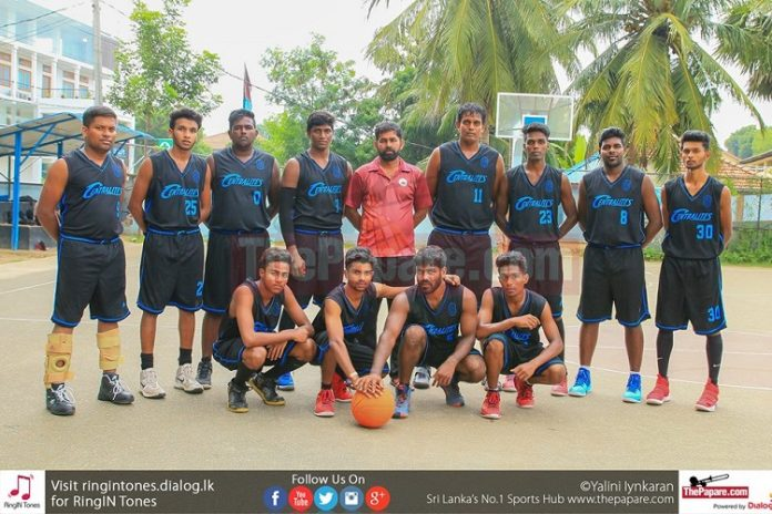 Vipulananthan memorial basketball