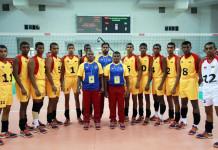 U19 Sri Lanka Volleyball Team