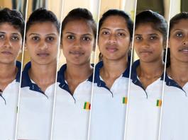 Sri Lanka Senior Women's Volleyball