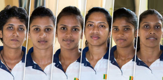 Sri Lanka Senior Women's Volleyball