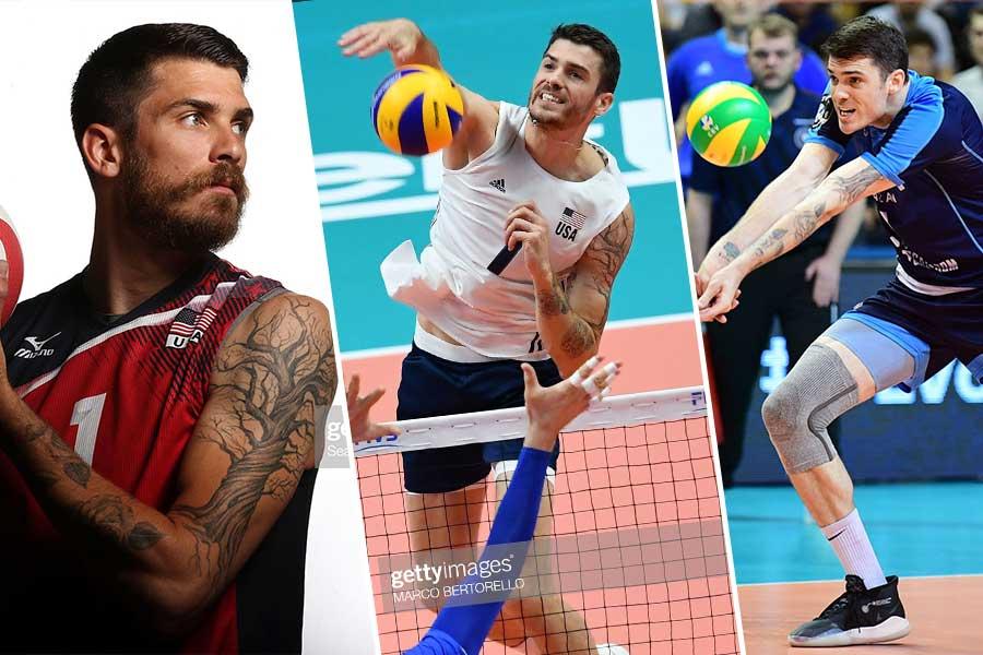 Volleyball Legends 5