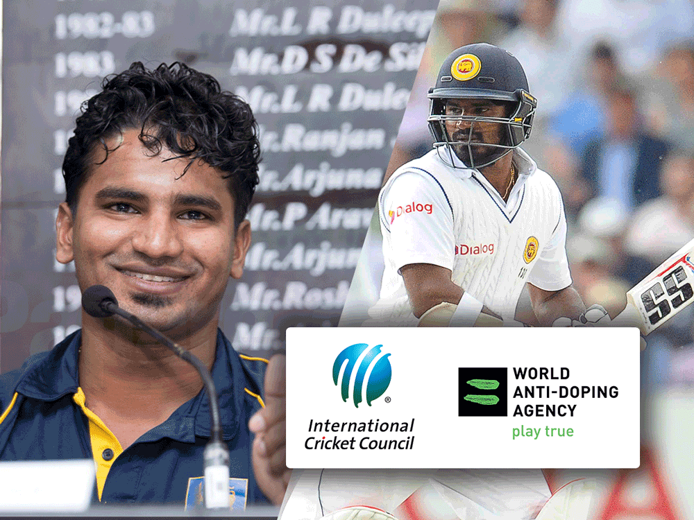 WADA & ICC to compensate Kusal Janith