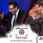 Wasim Akram Photo Story