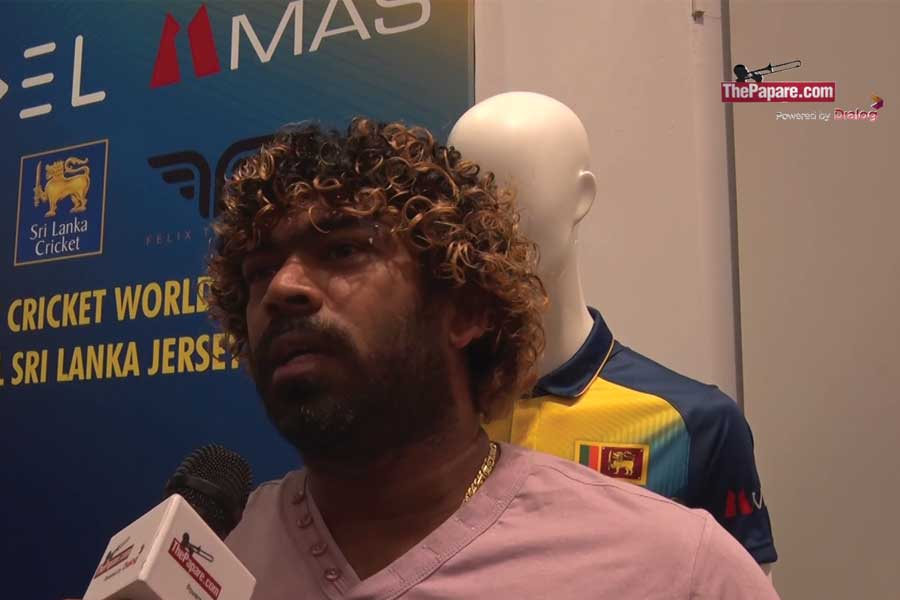 Malinga Interview