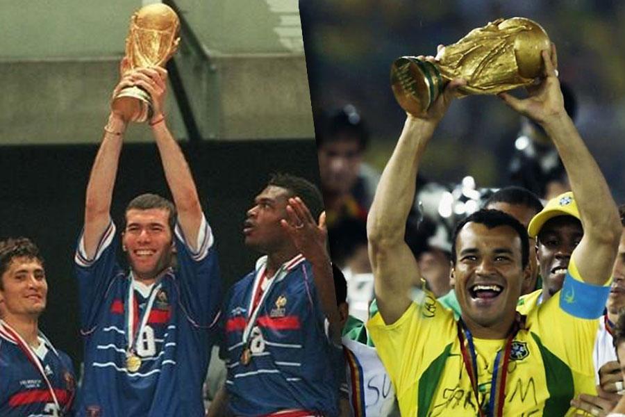 WC History 1998-2002