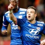 Lyon's title hopes hit by Lille defeat