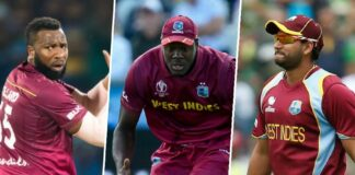 West Indies announce T20 World Cup