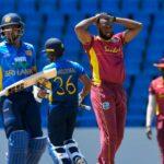 Sri Lanka tour of West Indies 2021
