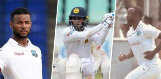 Sri Lanka vs West Indies Board XI