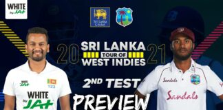 Sri Lanka's Tour of the West Indies