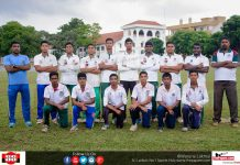 Zahira College Cricket Team Preview 2017/18