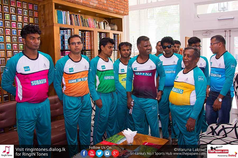 6th Delmah Blind Cricket trophy 2017 press con