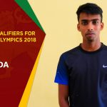 Dilan Bogoda clocks best time in 400m heats