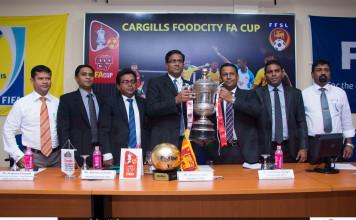 Cargills Food City FA Cup 2017