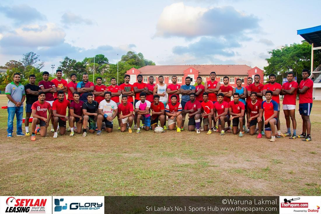 Police SC Rugby Team 2016