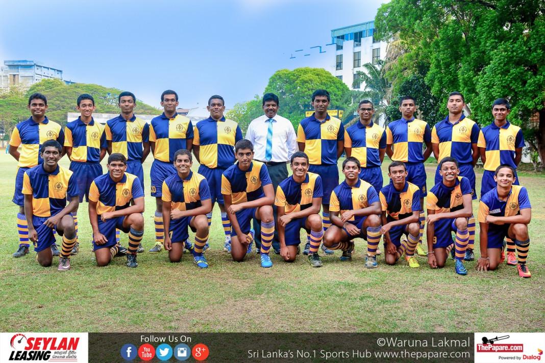Royal College 1st XI Hockey Team
