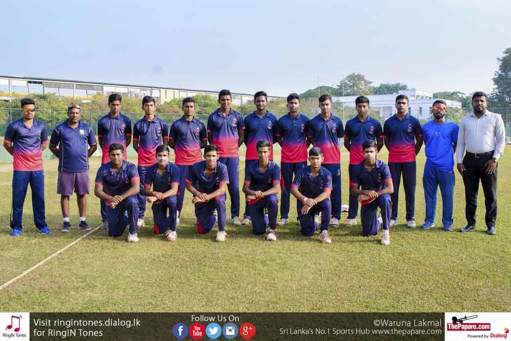 Maris Stella College Cricket Team 2018