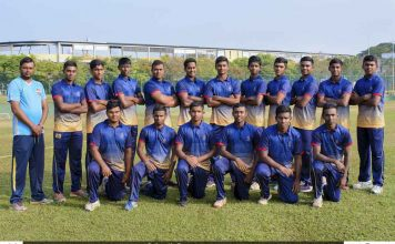 Thurstan College Cricket Team 2018