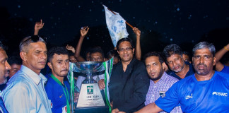 Kirulapone Utd clinches Silver Cup