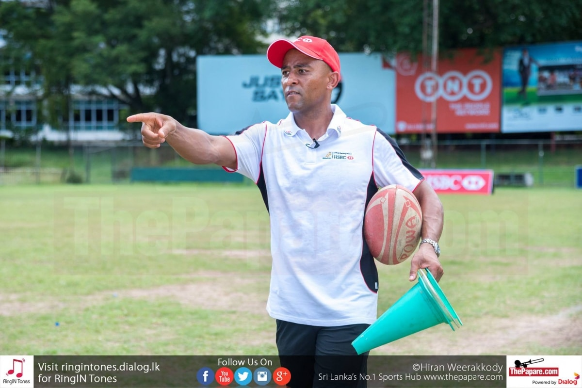 George Gregan Sri Lanka
