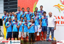 #SAAC2016 Water polo – India take gold as the Boys record historic win