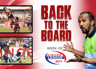 Back to the board Week--8