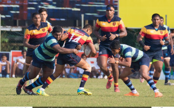 Welsey College v Trinity College - Schools Rugby 2017