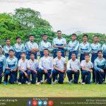Wesley College Cricket Team 2017-18
