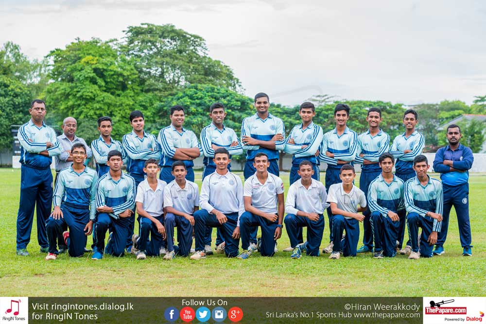 Wesley College Cricket Team 2017-18