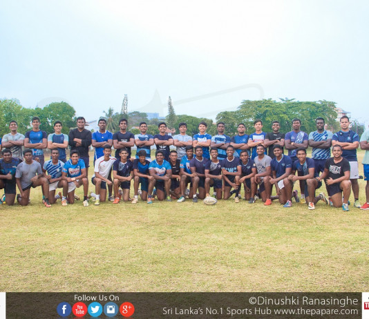 Wesley College Rugby Team 2017