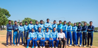 Wesley College Schools Cricket Team 2017