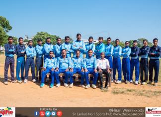 Wesley College Schools Cricket Team 2017