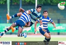 Wesley College vs St. Joseph's College - MILO 2017