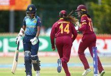 West Indies Women v Sri Lanka Women - 1st T20I