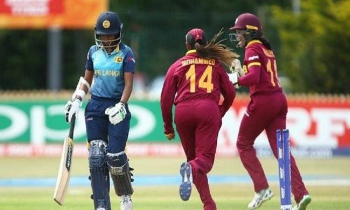 West Indies Women v Sri Lanka Women - 1st T20I