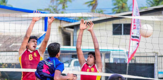 Western Province DSI Volleyball Championship