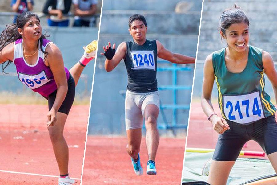 Western Province schools athletics