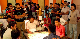 Western province carrom
